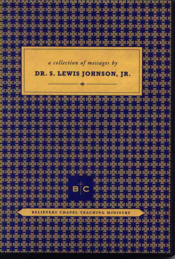 S. Lewis Johnson DVD case