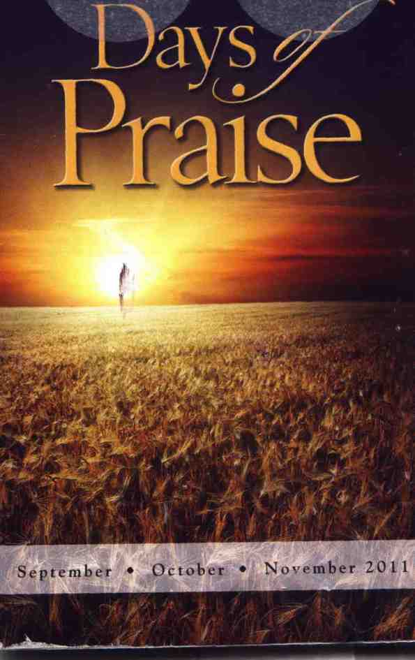 Days of Praise Devotional
